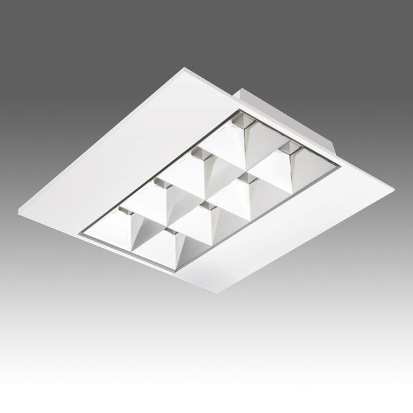 SELENA LED 39W M600 ED 3850lm/840 UGR<17 MAT IP20 white