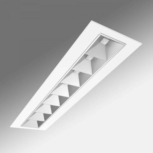 SELENA LONG LED 1200x300 ED 39W 3850lm/840 UGR<17 IP20 white