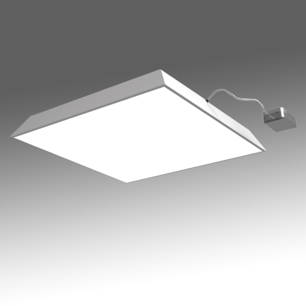 SELENA OP LED 40W M600 4350lm/840 PLX ECG IP40 white