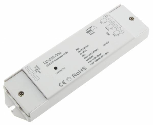 Controller RF RGB LED Reciever