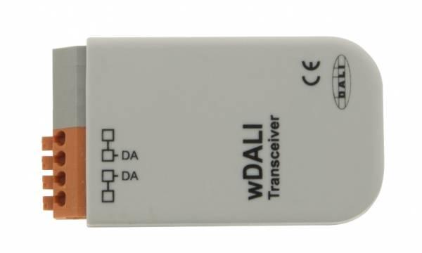 wDALI Transceiver + wDALI USB