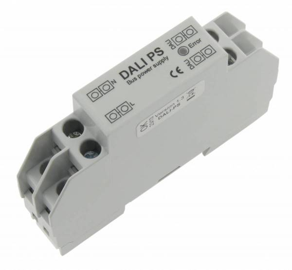 DALI PS Bus current supply - DIN Rail Mounting