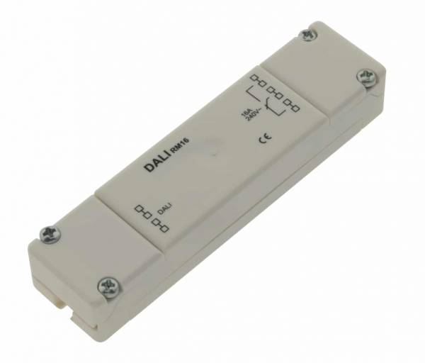 DALI RM16 Relaismodul Remote Ceiling - 16A Wechsler