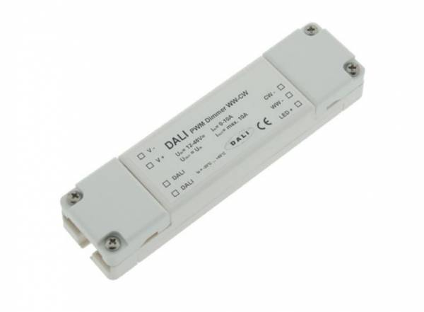 LED DALI PWM Dimmer DW  DT8 (Device Type 8)