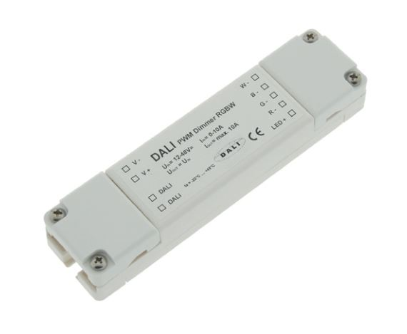 LED DALI PWM Dimmer RGBW  DT8 (Device Type 8)