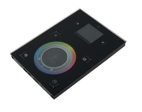 LED DMX Controller Stick DE3  black