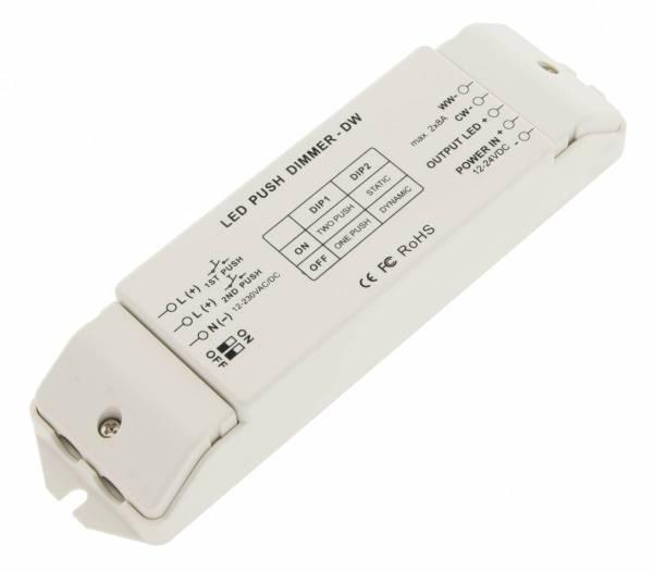 LED Push Dimmer DW (Dynamic White)