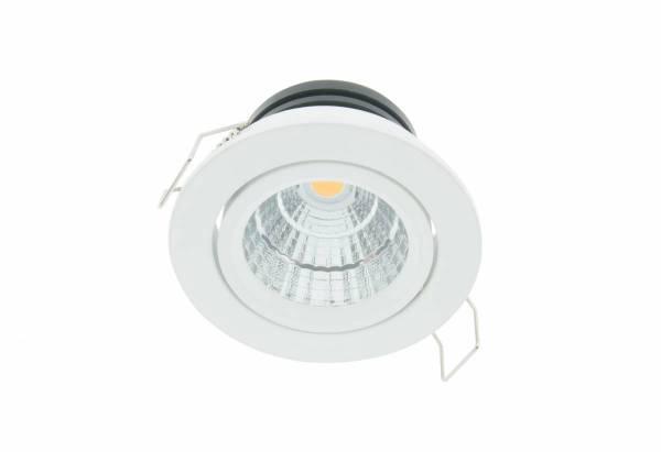 LED Downlight 50 - IP43   CRI/RA 90+ (adjustable) Warmwhite
