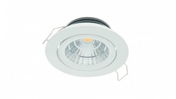 LED Downlight 50 HW (Halogen White) - IP43, CRI/RA 90+