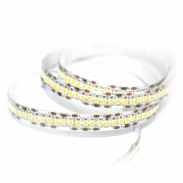 LED STRIP 18W/m 1700lm/m 3000K 12V 204LED IP20 120°