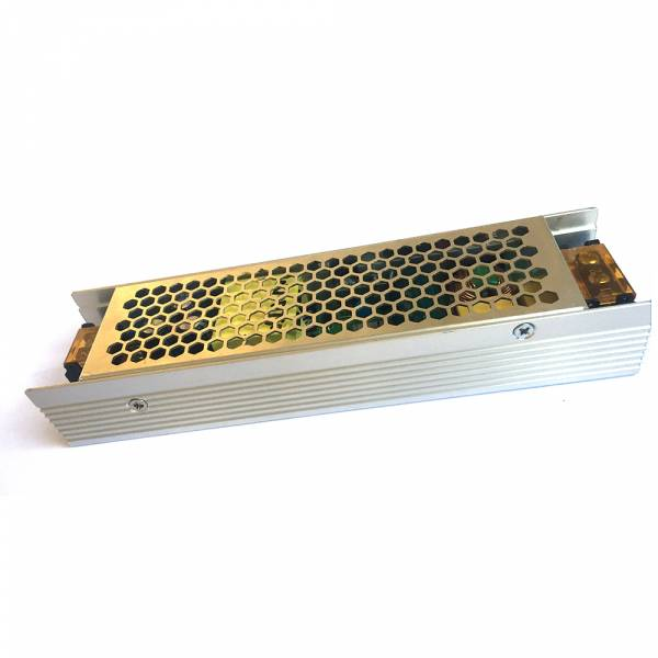 LED Power supply, 120W SLIM 12V 10A IP20