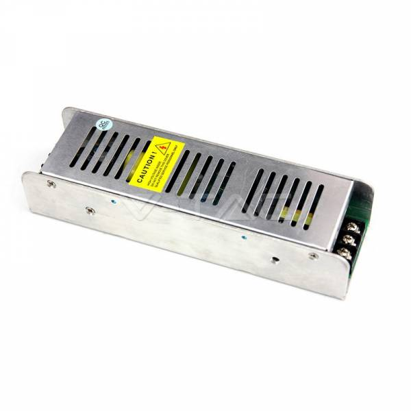 LED Power supply, 150W 24V 6.25A IP20 TRIAC dimmable