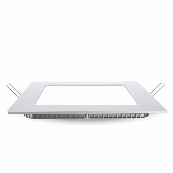 LED Premium Panel Downlight 6W - square 6400K, 420lm, 120°