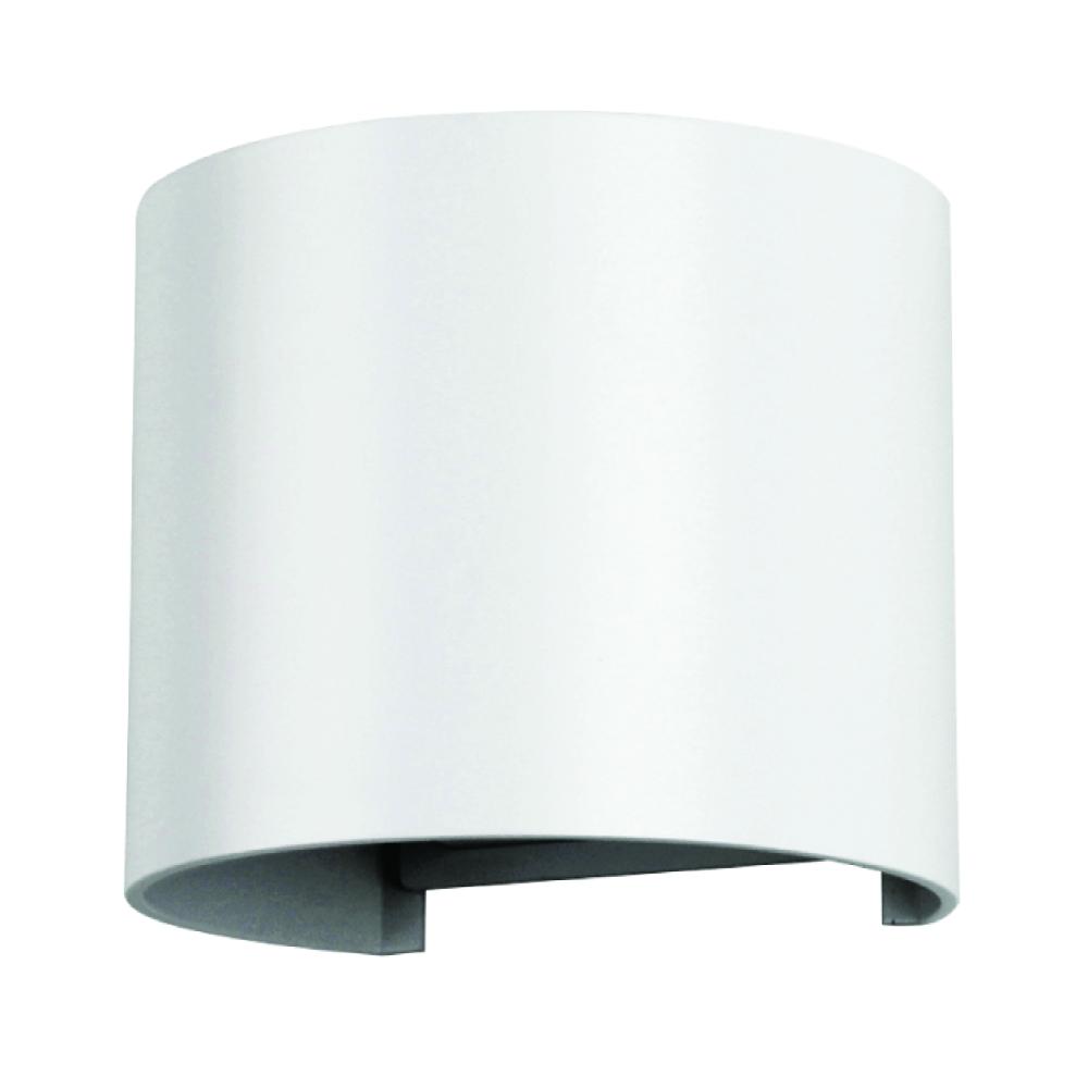 Bridgelux LED 6W 660lm 3000K 220-240V IP65 120° white
