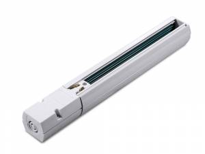 3P Powertrack series V-TAC, 2m, white