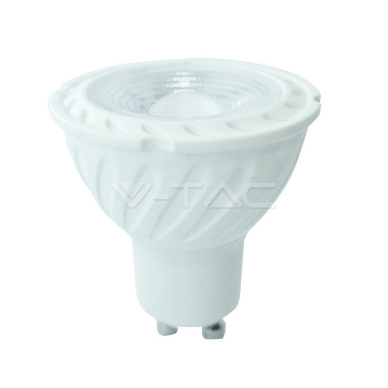 LED Reflector 6,5W GU10 PAR16 480lm 6400K 220-240V IP20 110°