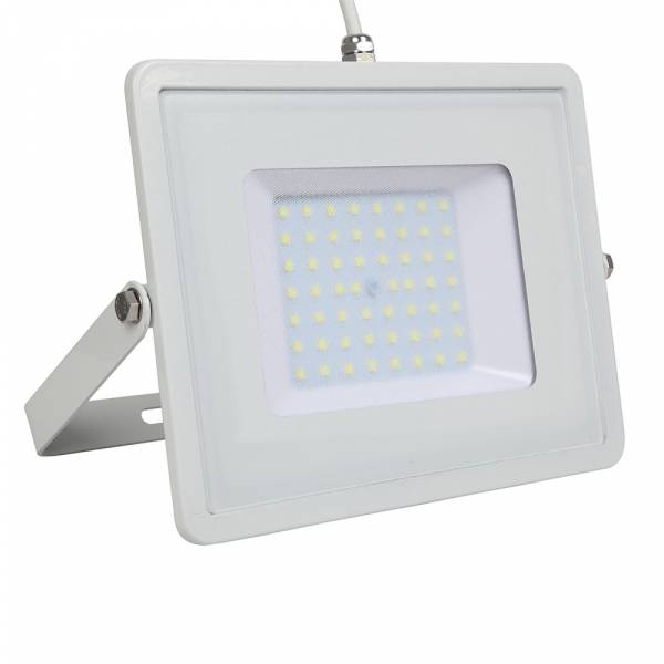 LED Floodlight 50W 4000lm 3000K 220-240V IP65 100° white