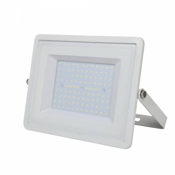 LED Floodlight 100W 8000lm 4000K 220-240V IP65 100° white
