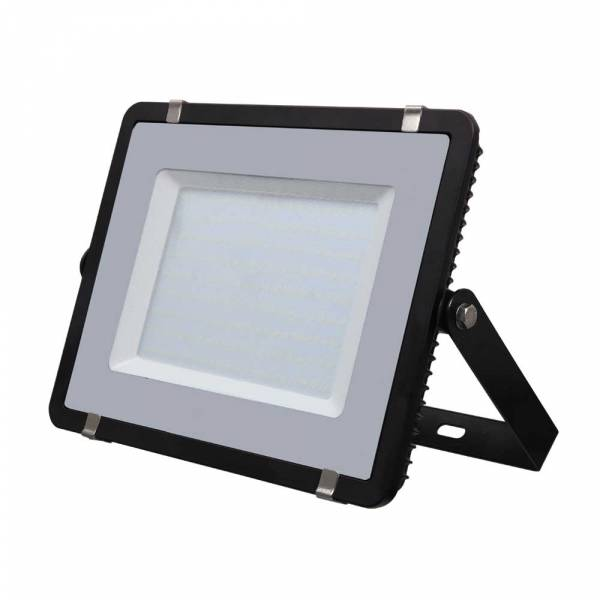 LED Floodlight 300W 24000lm 6400K 220-240V IP65 100° black