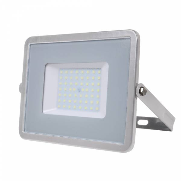 LED Floodlight 50W 4000lm 4000K 220-240V IP65 100° grey