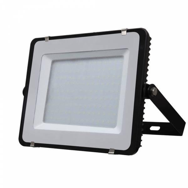 LED Floodlight 150W 12000lm 3000K 220-240V IP65 100° black