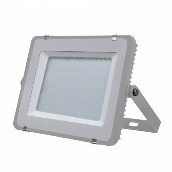 LED Floodlight 150W 12000lm 6400K 220-240V IP65 100° grey