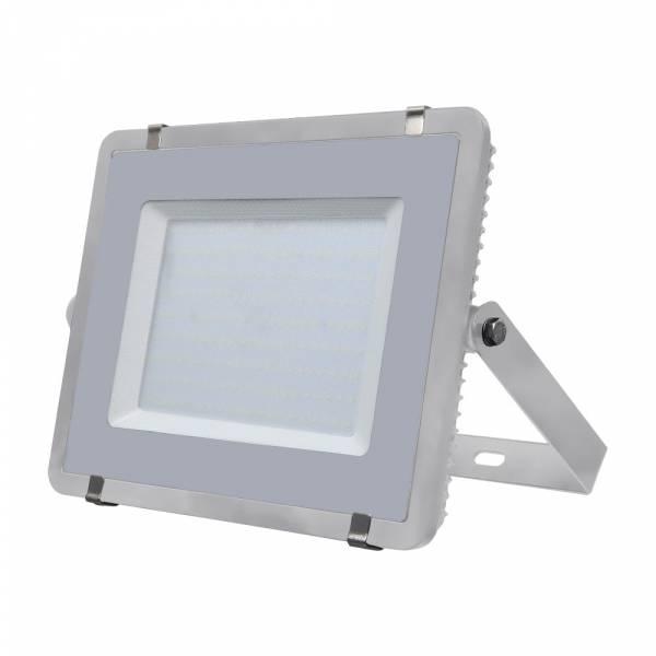 LED Floodlight 200W 16000lm 6400K 220-240V IP65 100° grey