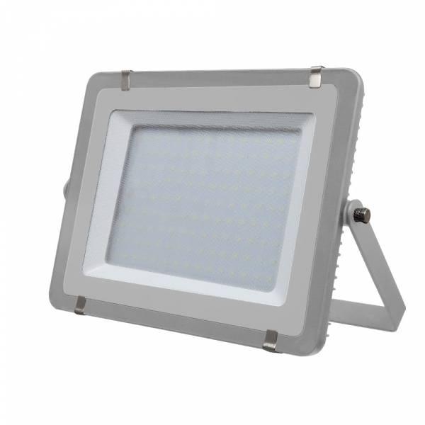LED Floodlight 300W 24000lm 4000K 220-240V IP65 100° grey