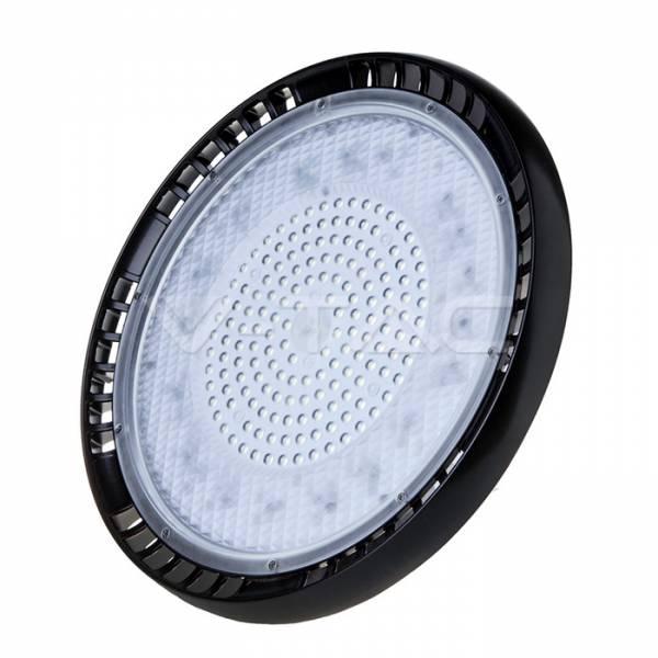 UFO LED 150W 12000lm 4000K 220-240V IP44 90° black
