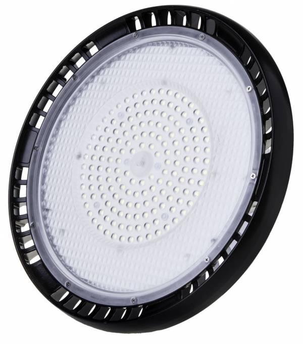 UFO LED 150W 18000lm 4000K 220-240V IP65 90° black