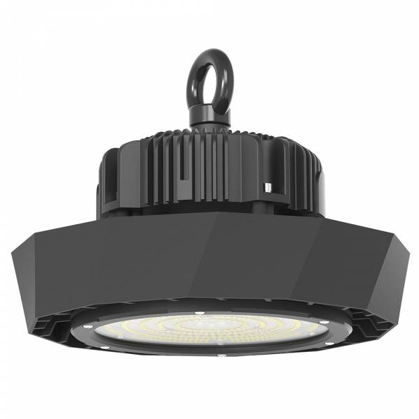 LED Highbay 120W 21000lm 840 1-10V IP65 120° 230V black