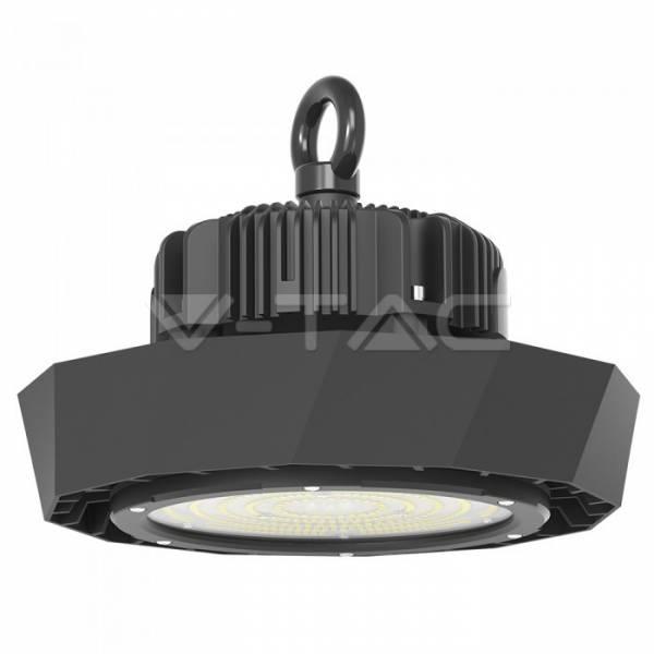 LED Highbay 100W 12000lm 840 1-10V IP65 120° 230V black