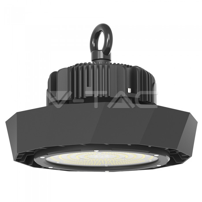 LED Highbay 100W 12000lm 864 1-10V IP65 120° 230V black
