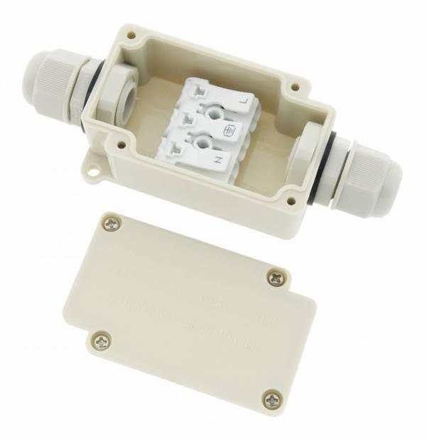 junction box IP54 115 x 45 x 30mm