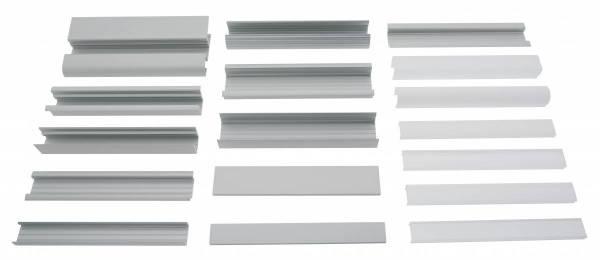 LED Profile sample set LB Serie