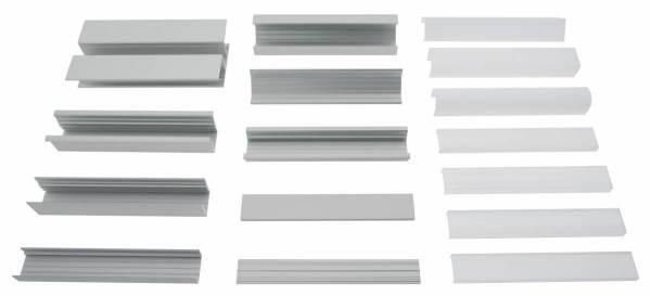 LED Profile sample set TB & SP Serie
