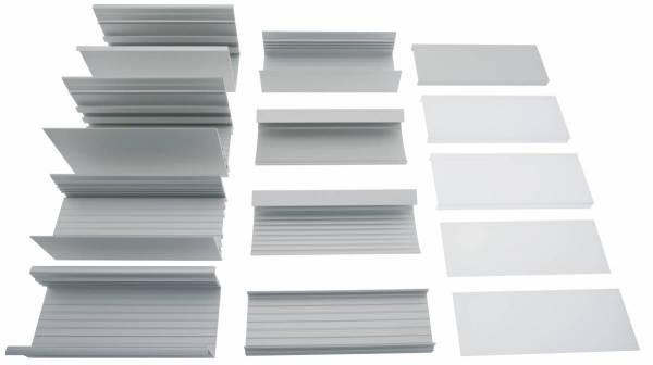 LED Profile sample set SL Serie