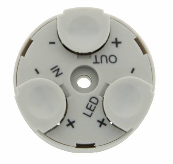 LED Junction box (x3) Seriel