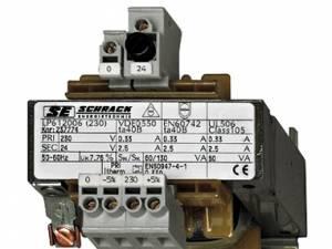Single Phase Control Transformer 230V/12V, 30VA, IP00