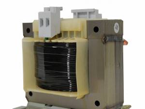 Single Phase Control Transformer 230V/230V, 100VA, IP00
