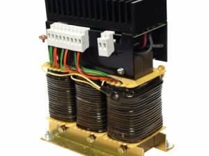 Three-phase Power Supply, non-controlled, 400/24VDC, 30A
