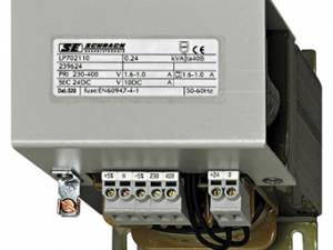 Single-phase Power Supply, non-controlled, 230-400/24VDC, 5A