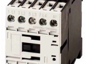 4-pole contactor, 20A/AC-1, coil 230VAC