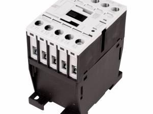 4-pole contactor, 20A/AC-1, coil 24VDC