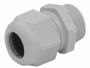 Cable fittings M12x1.5, RAL7035