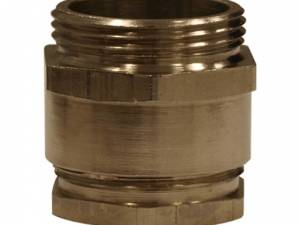 Cable Gland PG21, brass
