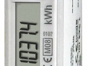 MIZ kWh 2-wire-kwh-meter 32A, directm w.M-bus and MID