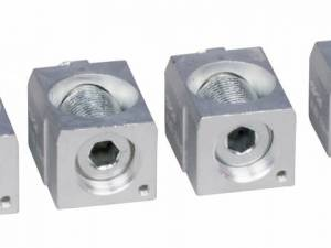 6 Tunnel terminals 120-240mm² for MZ3