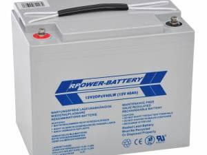 Battery set 216V 18 pcs. longlife OPzV 12V/40Ah (C10)