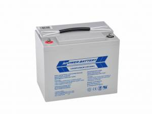 Battery set 216V 18 pcs. longlife OPzV 12V/50Ah (C10)